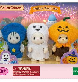 Calico Critters: Trick or Treat Trio