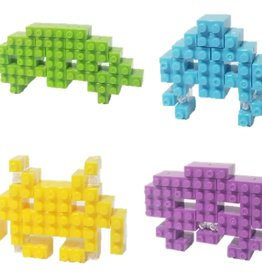 Nanoblock Nanoblock- Space Invaders