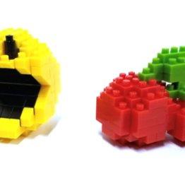 Nanoblock Nanoblock - PAC-MAN & Cherry
