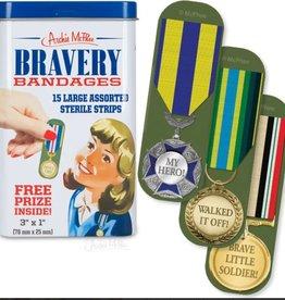 Archie McPhee Bravery Bandages