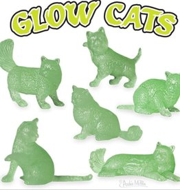 Archie McPhee Glow Cats