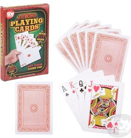The Toy Network Jumbo Playing Cards