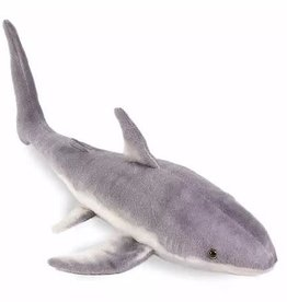 """Real Planet Great White Shark  33.5"""" - Gray"""