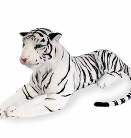 """Real Planet Tiger - White 15.5"""""""