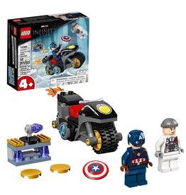LEGO LEGO Captain America and Hydra Face-Off