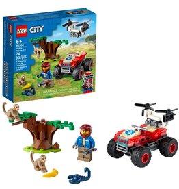 LEGO LEGO Wildlife Rescue ATV