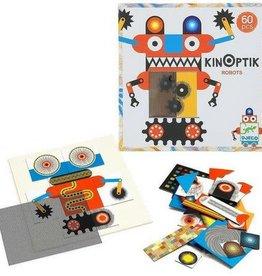 DJECO Kinoptik Robots Construction Animated Design Toy