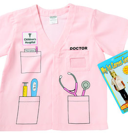 Aeromax My 1st Career Gear Dr. (Pink), ages 3-6