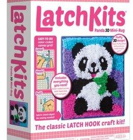 LatchKits LATCHKITS 3D CRAFT KITS - PANDA 3D