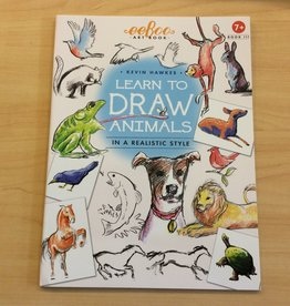 Eeboo Kevin Hawkes How to Draw Animals