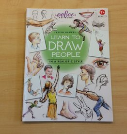 Eeboo Kevin Hawkes How to Draw People