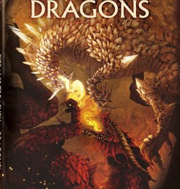 Wizards of the Coast D&D 5e: Fizban's Treasury of Dragons LE (release 10-26-21)