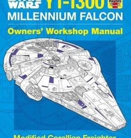 Simon & Schuster Star Wars: Millennium Falcon Owners' Workshop Manual