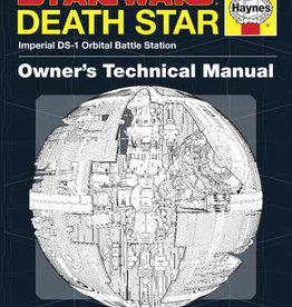 Penguin Random House Death Star Owner's Technical Manual: Star Wars