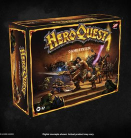 Hasbro Hero Quest Game System (Mythic Tier)