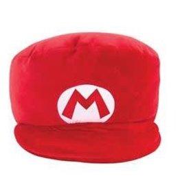 Club Mocchi-Mocchi Large Mario Hat Plush