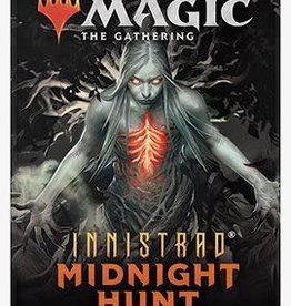 Wizards of the Coast Magic the Gathering: Innistrad Midnight Hunt: Draft Booster