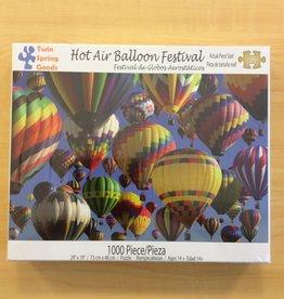 Continuum Hot Air Balloon Festival 1000pc Puzzle
