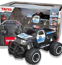 Thin Air Brands Taiyo Mini RC Police Truck 1:40 scale