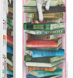 Eurographics Inc Academic Cat 1000pc Panoramic Puzzle