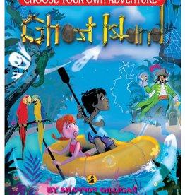 Chooseco CYOA Book: Ghost Island