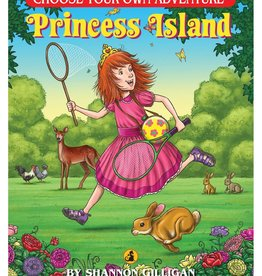 Chooseco CYOA Book: Princess Island