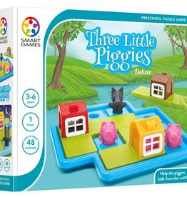 Smart Games and Toys Three Little Piggies - Deluxe