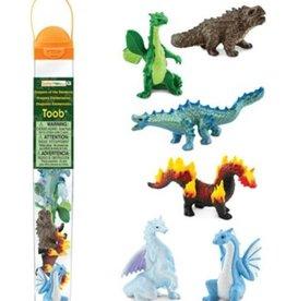 Safari LTD Dragons of the Elements Toob