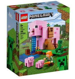 LEGO LEGO Minecraft Pig House