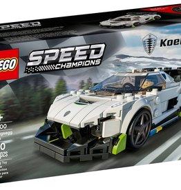 LEGO LEGO Koenigsegg Jesko
