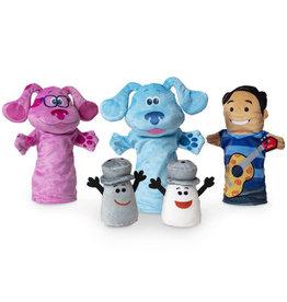 Melissa & Doug Blue Clues Puppets