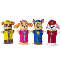 Melissa & Doug Paw Patrol PUP-pet Hand Puppet Set