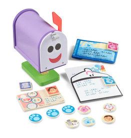 Melissa & Doug Blue Clues Mailbox