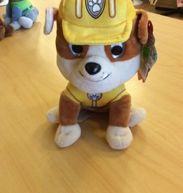"""Spinmaster Paw Patrol Rubble 6"""""""