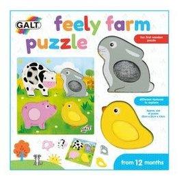 Galt Toys Feely Farm Puzzle