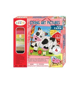 Let's Craft String Art Pictures Farm