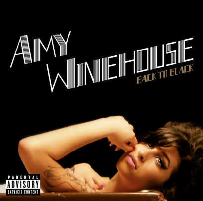 Rock/Pop Amy Winehouse - Back To Black