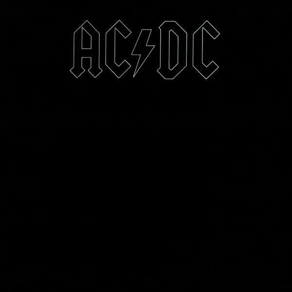 Rock/Pop AC/DC - Back In Black