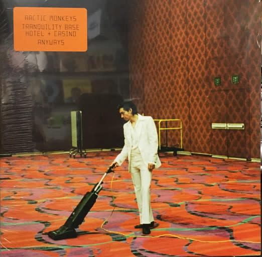 Rock/Pop Arctic Monkeys - Tranquility Base Hotel + Casino b/w Anyways