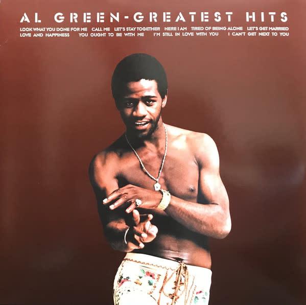R&B/Soul/Funk Al Green - Greatest Hits