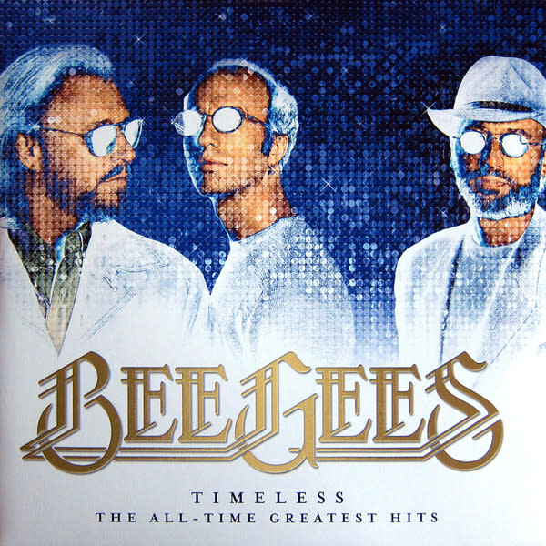 Rock/Pop Bee Gees - Timeless: The All-Time Greatest Hits