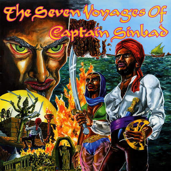 Reggae/Dub Captain Sinbad - The Seven Voyages Of Captain Sinbad