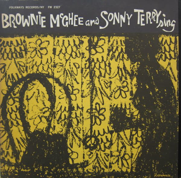 Blues Brownie McGhee And Sonny Terry - Sing