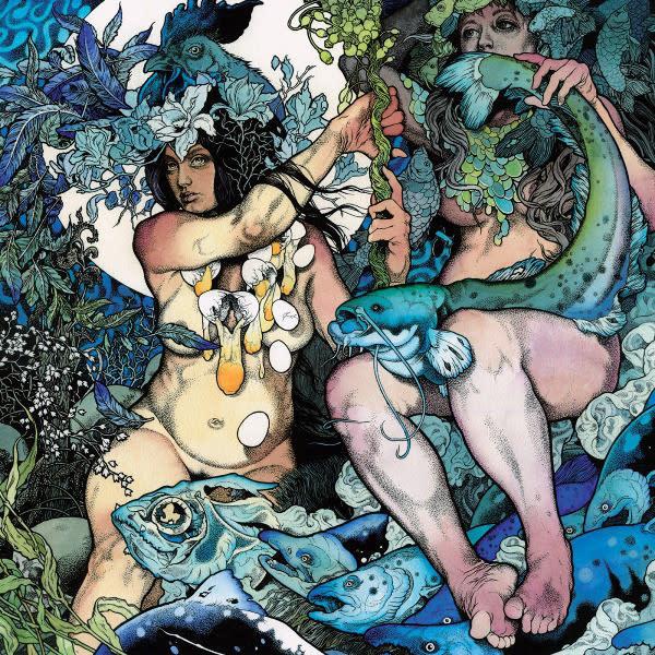 Metal Baroness - Blue Record (Coloured Vinyl)