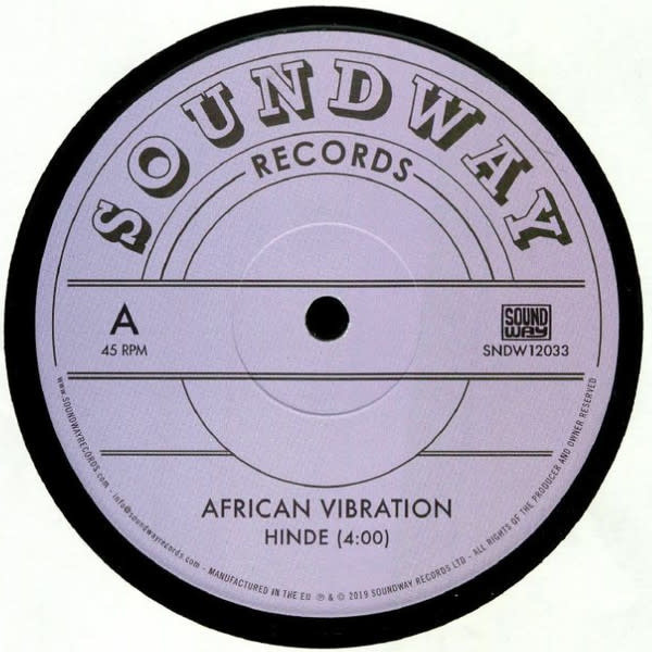 World African Vibration - Hinde