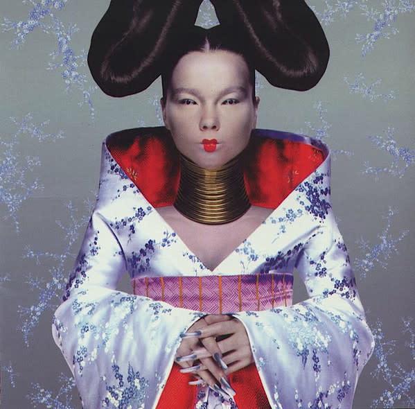 Rock/Pop Björk - Homogenic