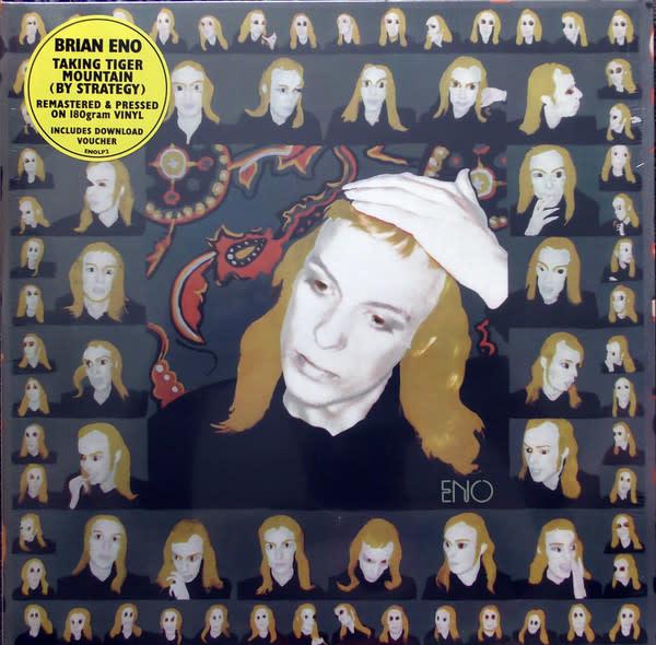 Rock/Pop Brian Eno - Taking Tiger Mountain (By Strategy)