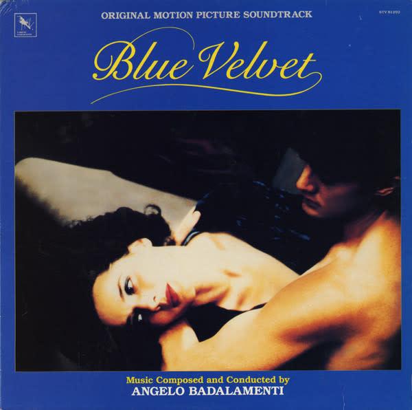 Soundtracks Angelo Badalamenti - Blue Velvet (Soundtrack)