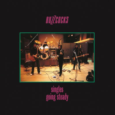Rock/Pop Buzzcocks - Singles Going Steady (Music On Vinyl)