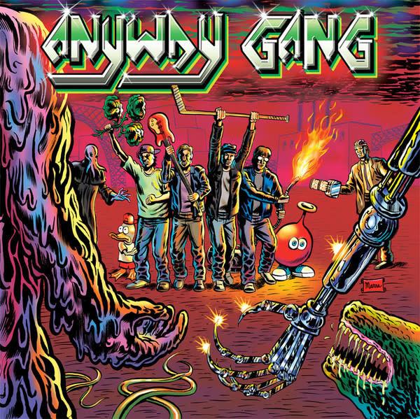 Rock/Pop Anyway Gang - S/T